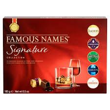 Famous Names Signature Collection - 185g - Sold Out