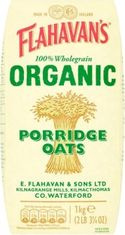 Flahavan's Organic Porridge Oats - 5 in Stock