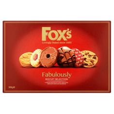 Fox's Fabulously Biscuit Selection - 275g - Sold Out