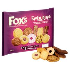Fox's Favourites Biscuit Selection - 365g - Sold Out