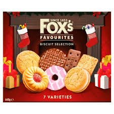 Fox's Favourites Biscuit Selection - 660g - Sold Out 2020