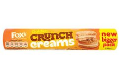 Fox's Golden Crunch Creams - Sold Out