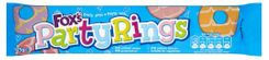 Fox's Party Rings - 125g