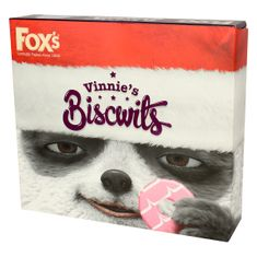 Fox's Vinnie's Biscuits Carton - 365g - Sold Out