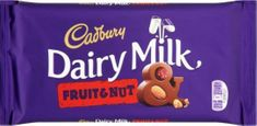 Fruit and Nut 200g
