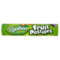 Rowntrees Fruit Pastilles Tube - 125g - Sold Out