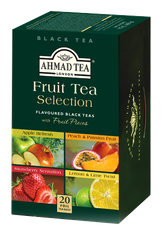 Ahmad Fruit Tea Selection - 20ct Bags - Sold Out
