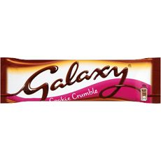 Galaxy Cookie Crumble - 40g - Sold Out