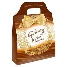 Galaxy Festive Favourites Box - 446g - Sold Out