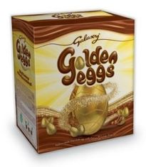 Galaxy Golden Large Egg - 234g - Sold Out 2020