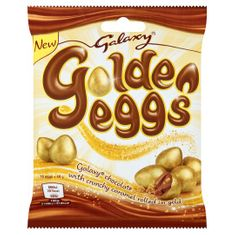 Galaxy Golden Mini Eggs Bag - 72g - Sold Out 2020
