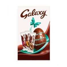 Galaxy Indulgence Luxury  Egg - 308g - Sold Out 2021