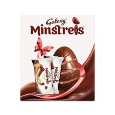 Galaxy Minstrels Egg - 262g - Sold Out 2021