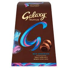 Galaxy Truffles Gift Box - 206g - Sold Out