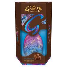 Galaxy Truffles Luxury Egg - 301g - Sold Out 2020