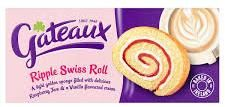 Gateaux Ripple Swiss Roll - 205g - Sold Out