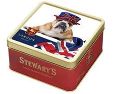 Stewart's Gentleman Jack Shortbread Tin - 125g - Sold Out