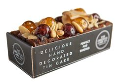 The Original Cake Co. Brandy Fruit and Nut Cake - 320g - Sold Out