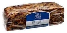 Gold Crown Dundee Slab Cake - 400g - Sold Out 2020