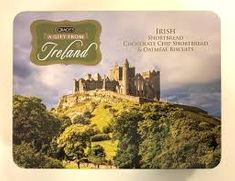 Grace's Gift of Ireland Shortbread Tin - 270g - Sold Out