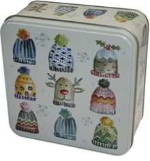 Grandma Wild's Christmas Hat Biscuit Tin - 160g  - Sold Out 2020