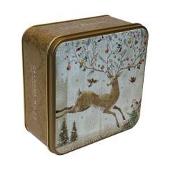 Grandma Wild's Jumping Stag Biscuit Tin - 160g - Sold Out
