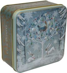 Grandma Wilds Embossed Partridge in a Pear Tree Tin 160g - Sold Out