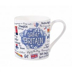 Great Britain Mug - 4 in stock