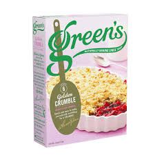 Green's Golden Crumble Mix - 280g - 4 In Stock