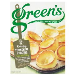 Green's Yorkshire Pudding Mix - 125g - Sold Out