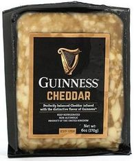 Guinness Cheddar Cheese - 3 In Stock