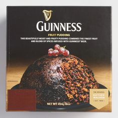 Guinness Fruit Pudding - 454g - Sold Out