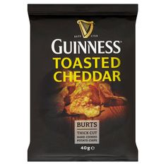 Guinness Toasted Cheddar - 40g - Sold Out