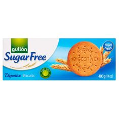 Gullon Sugar Digestive Biscuits - 400g - Sold Out