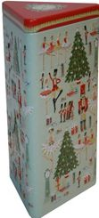 GW Embossed Nutcracker Tin 150g - Sold Out