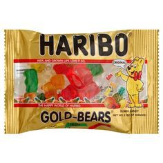 Haribo Gold Bears Mini Treat Bag - 45g - Sold Out