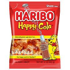 Haribo Happy Cola Treat Bag - 142g - Sold Out