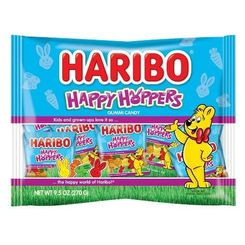 Haribo Happy Hoppers Fun Size Pack - 270g