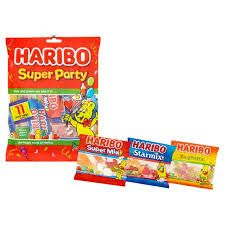 Haribo Super Party Minis Bag - 176g - Sold Out 2020