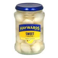 Haywards Sweet Onions Sweet & Mild - 400g - Sold Out