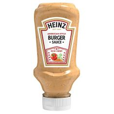 Heinz American Style Burger Sauce - 220g - Sold Out
