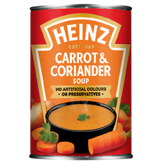 Heinz Carrot and Coriander Soup - 400g