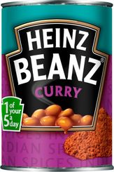 Heinz Curry Beans - 390g- Sold Out