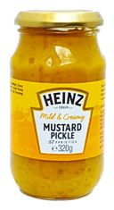 Heinz Mustard Pickle - 320g - Sold Out