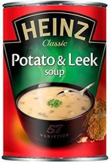 Heinz Potato & Leek Soup - 400g