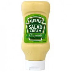 Heinz Salad Cream Top Down - 235g - Sold Out