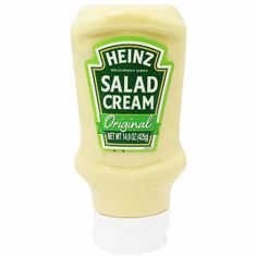 Heinz Salad Cream Top Down - 425g
