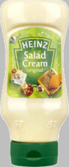 Heinz Salad Cream Top Down 655g - Sold Out