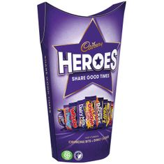 Heroes Carton - 290g - Sold Out