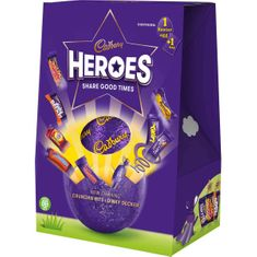 Cadbury Heroes Large Egg - 236g   - Sold Out 2021